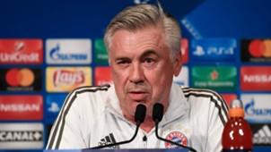 Carlo Ancelotti Bayern Munich