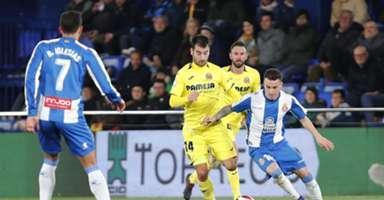 Villarreal Espanyol Copa del Rey