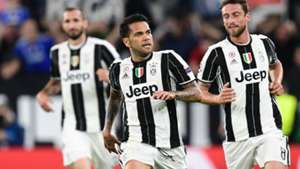 Dani Alves Juventus Monaco Champions League