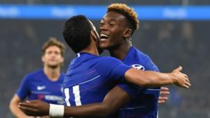 Pedro Callum Hudson-Odoi Chelsea 2018-19