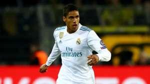 Raphael Varane, Real Madrid, 17/18