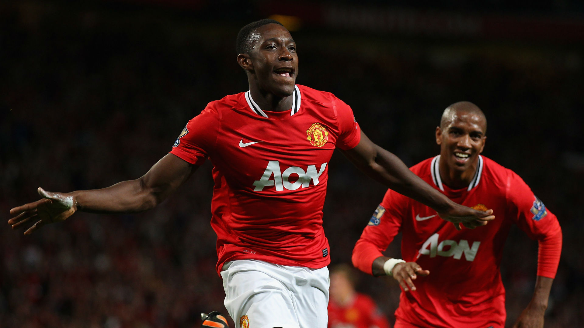 Welbeck Young Man Utd