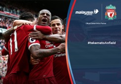 Malaysia Airlines Liverpool 24052017