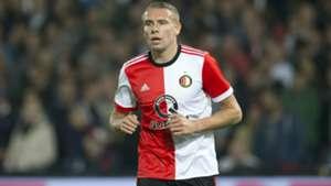 Sven van Beek, Feyenoord, Eredivisie 10142017