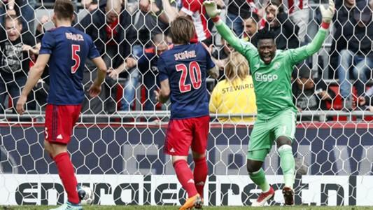 Andre Onana, Ajax, Eredivisie 04152018