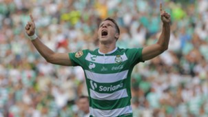 Julio Furch Liga MX Santos Laguna