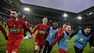 Andrezieux Marseille Coupe de France 06012018