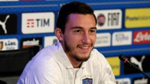 Matteo Darmian Italy 2017