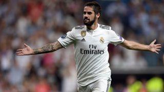 Isco Real Madrid Roma