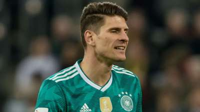 Mario Gomez DFB Germany 2018