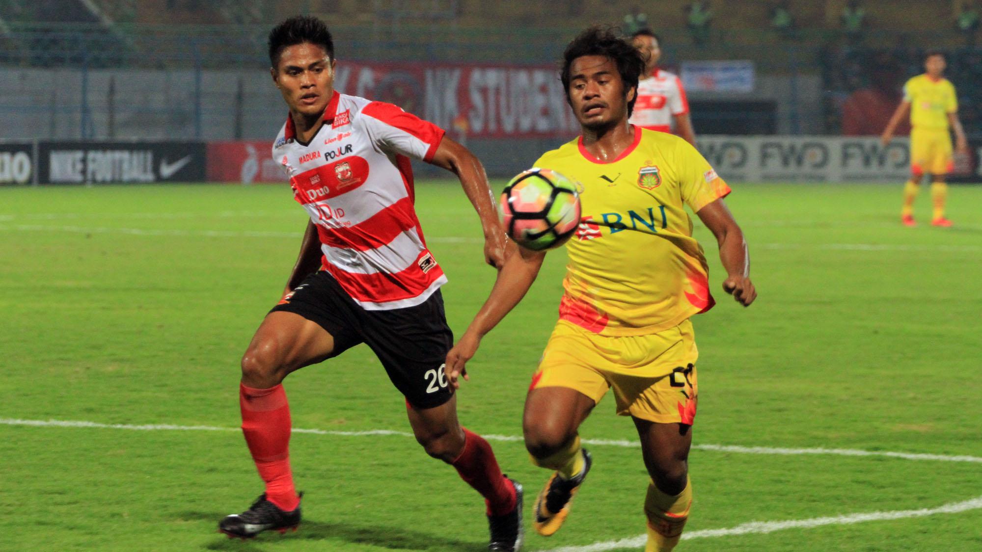 Fachrudin Aryanto - Madura United & Ilham Udin - Bhayangkara FC
