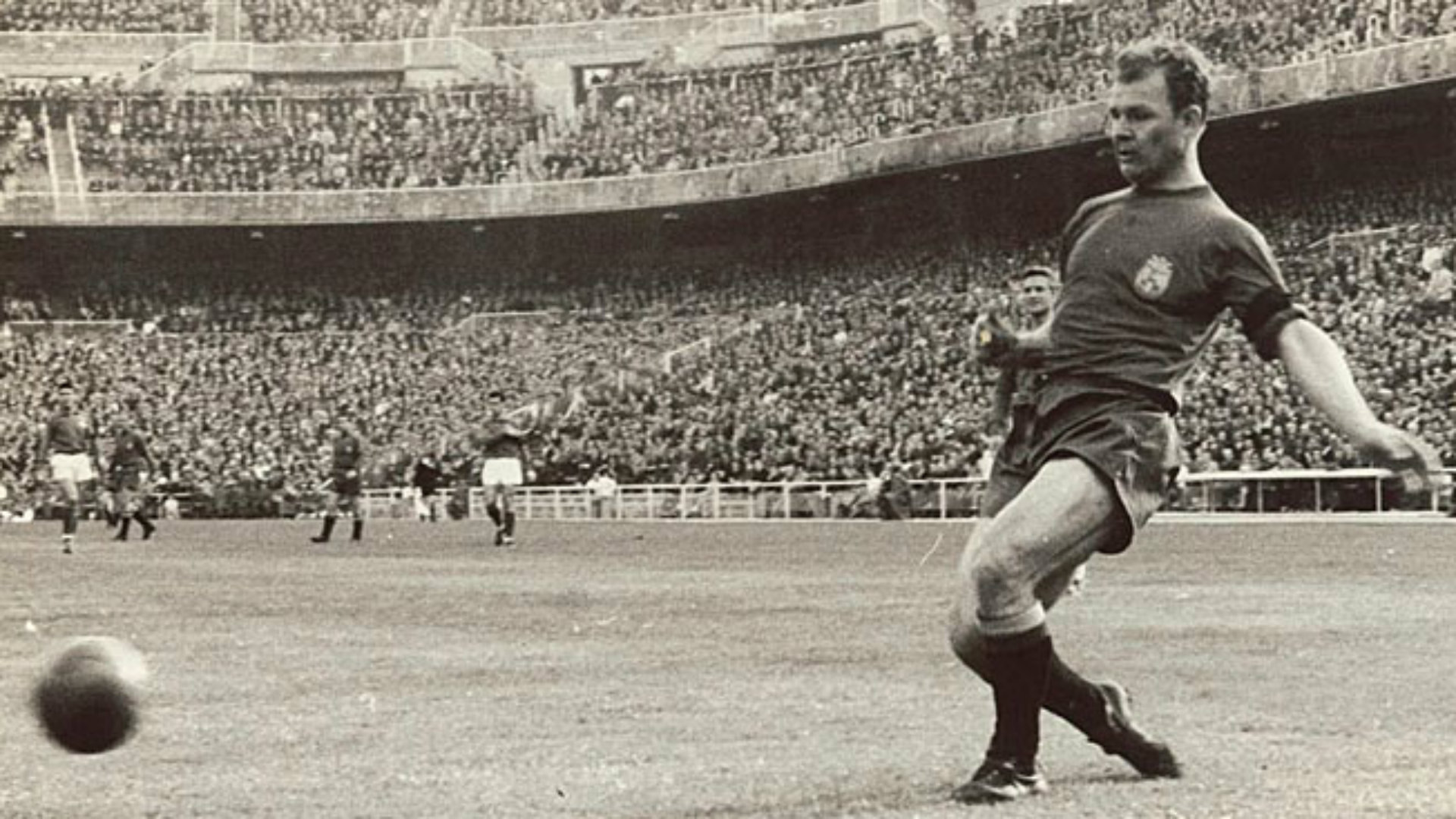 Ladislao Kubala Barcelona