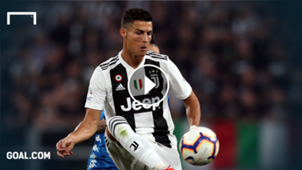 GFX Cristiano Ronaldo Juve 2018