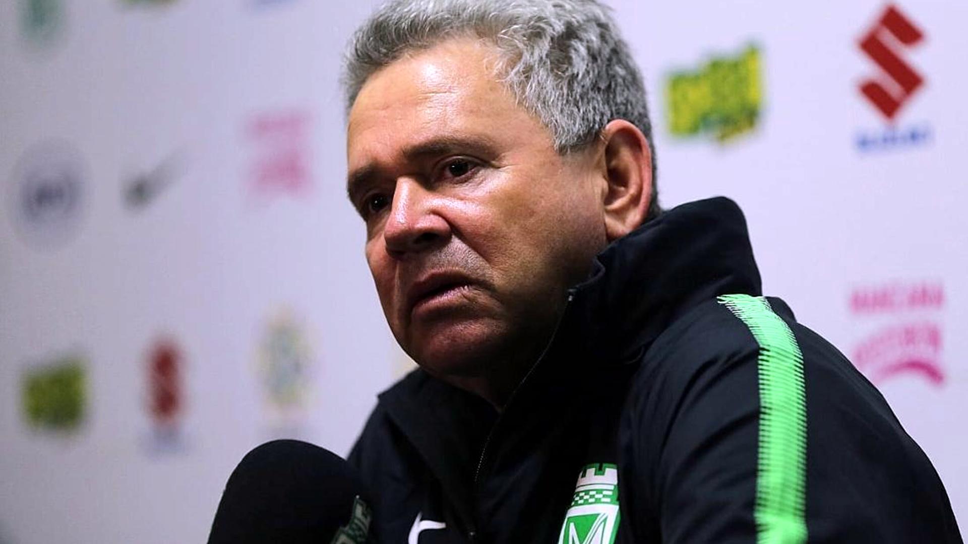 Hernán Darío Herrera Atlético Nacional 2018