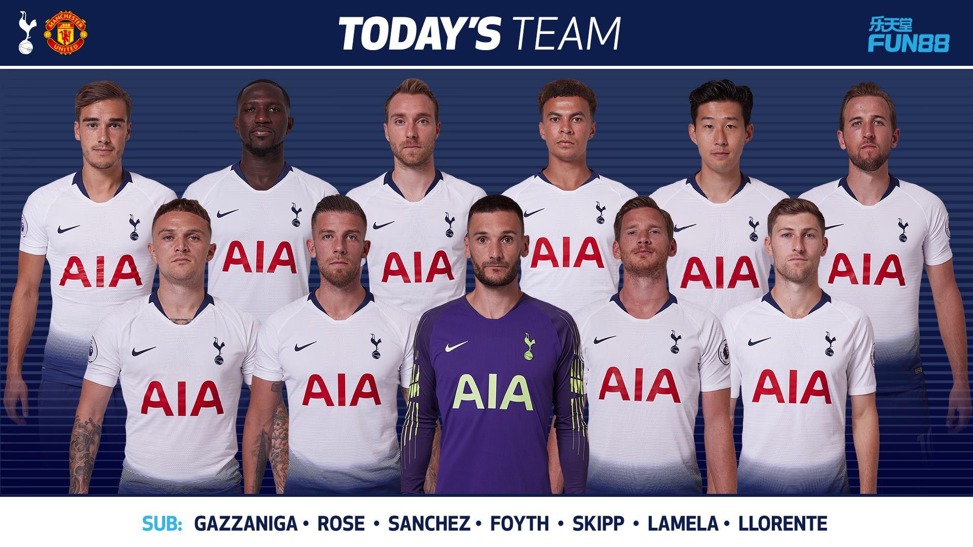 Tottenham Premier League