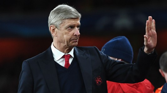 Arsene Wenger Arsenal 07032017