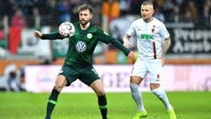 Augsburg Wolfsburg Schmid Mehmedi 23122018