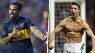 Dani Osvaldo Cristiano Ronaldo