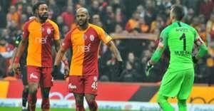 Christian Luyindama Marcao Fernando Muslera Galatasaray