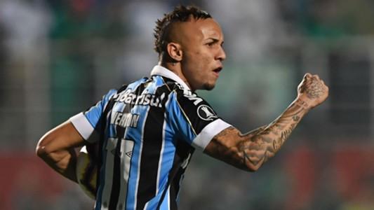Everton Cebolinha Palmeiras Grêmio Libertadores 27 08 2019