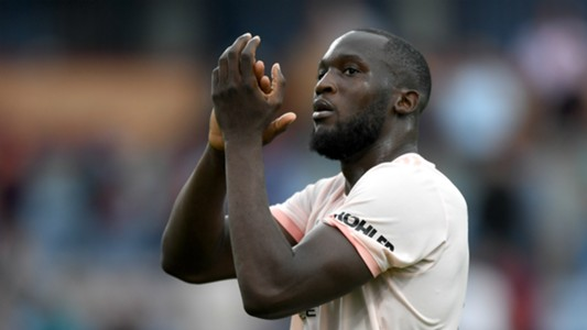 Romelu Lukaku Burnley Man Utd 09022018