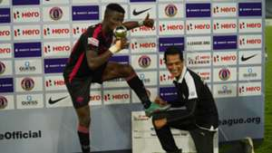 William Opoku Ranjit Bajaj East Bengal Minerva Punjab I-League 2018-19