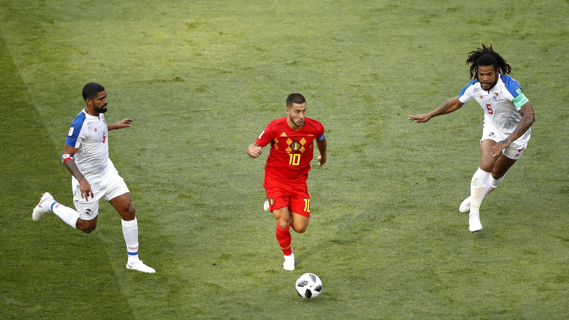 Belgien Panama WM 2018 18062018