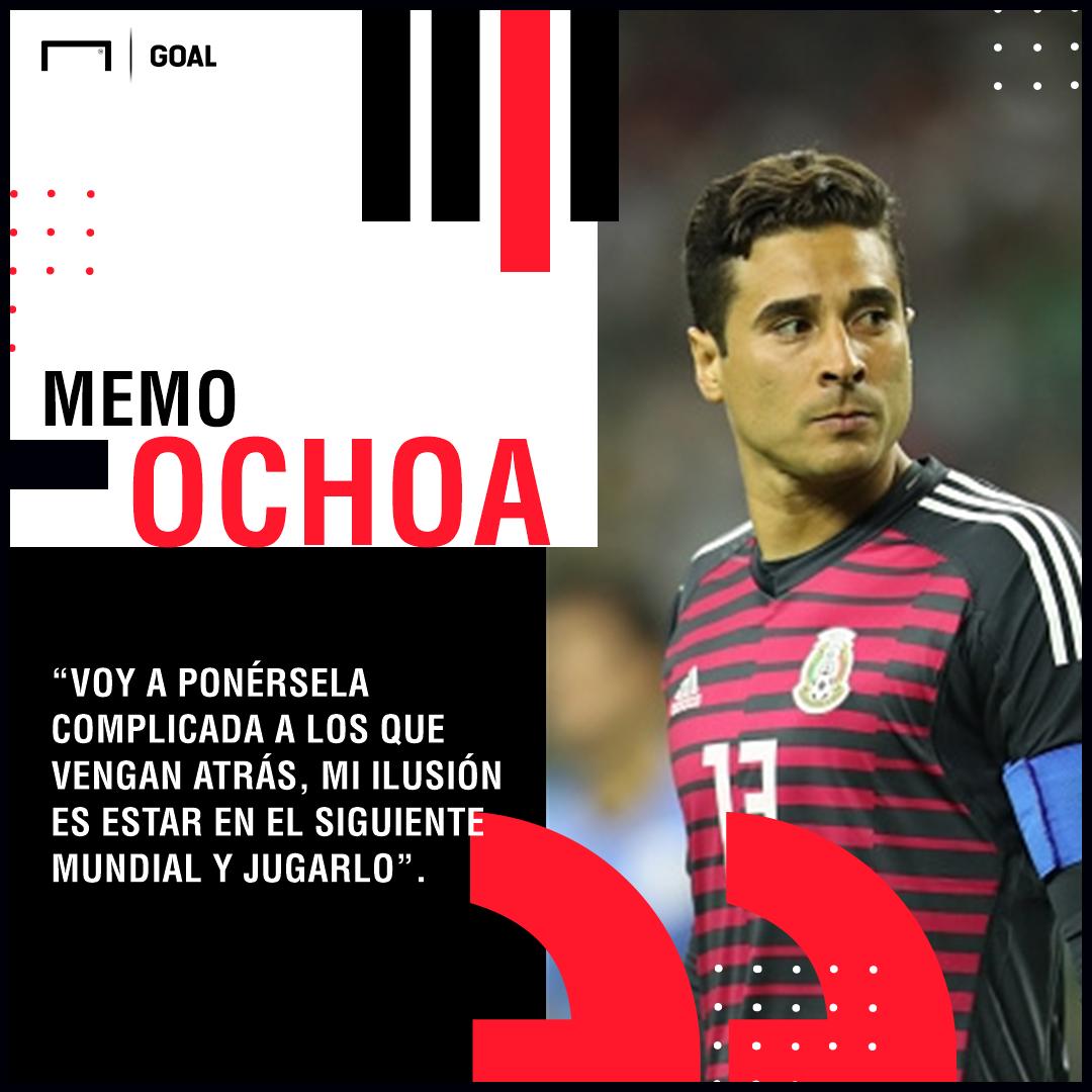 Guillermo Ochoa PS
