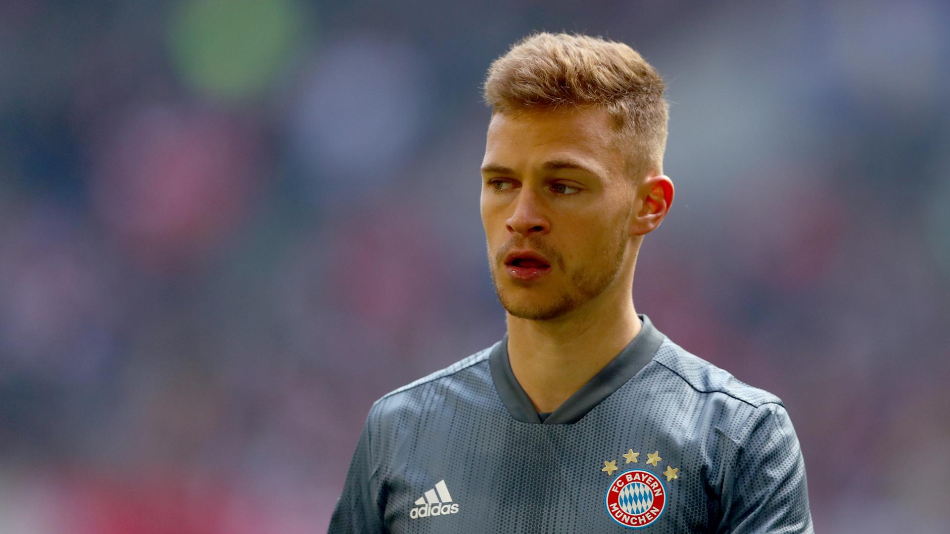 Kimmich Bayern 2019