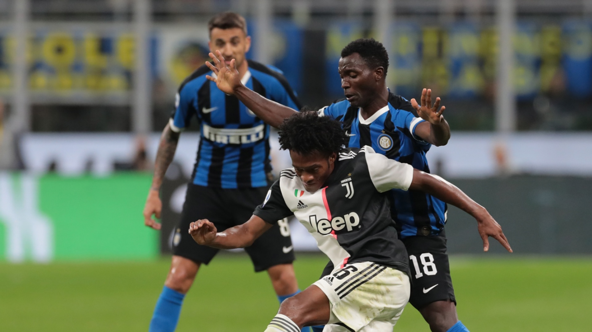 Kwadwo Asamoah S Inter Milan End Perfect Serie A Start