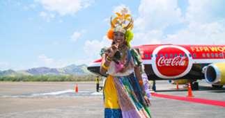 Coca Cola Trophy Tour Panama 4
