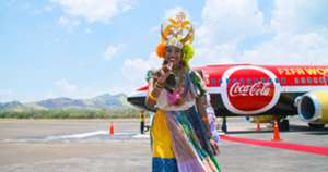 Coca Cola Trophy Tour Panama 4