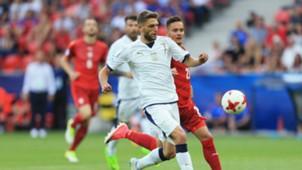 Domenico Berardi Italy U21