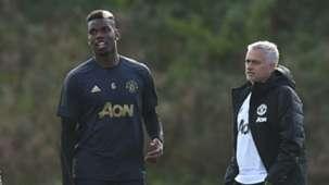 2018-12-22 Paul Pogba Jose Mourinho