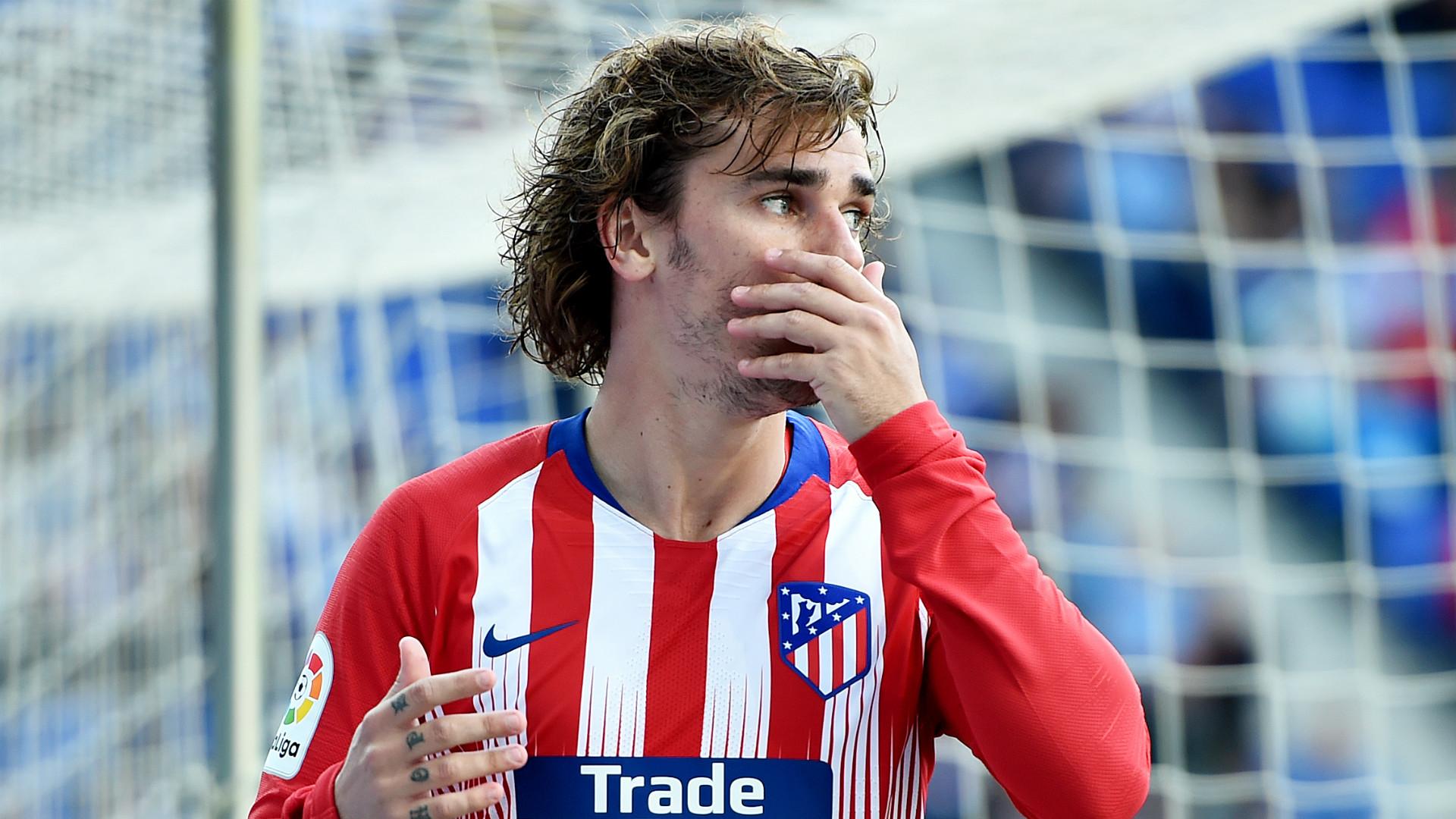 Xavi sees potential Griezmann problem for Barcelona as talk of €125m deal builds