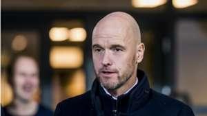 Erik ten Hag, Ajax, 02092019