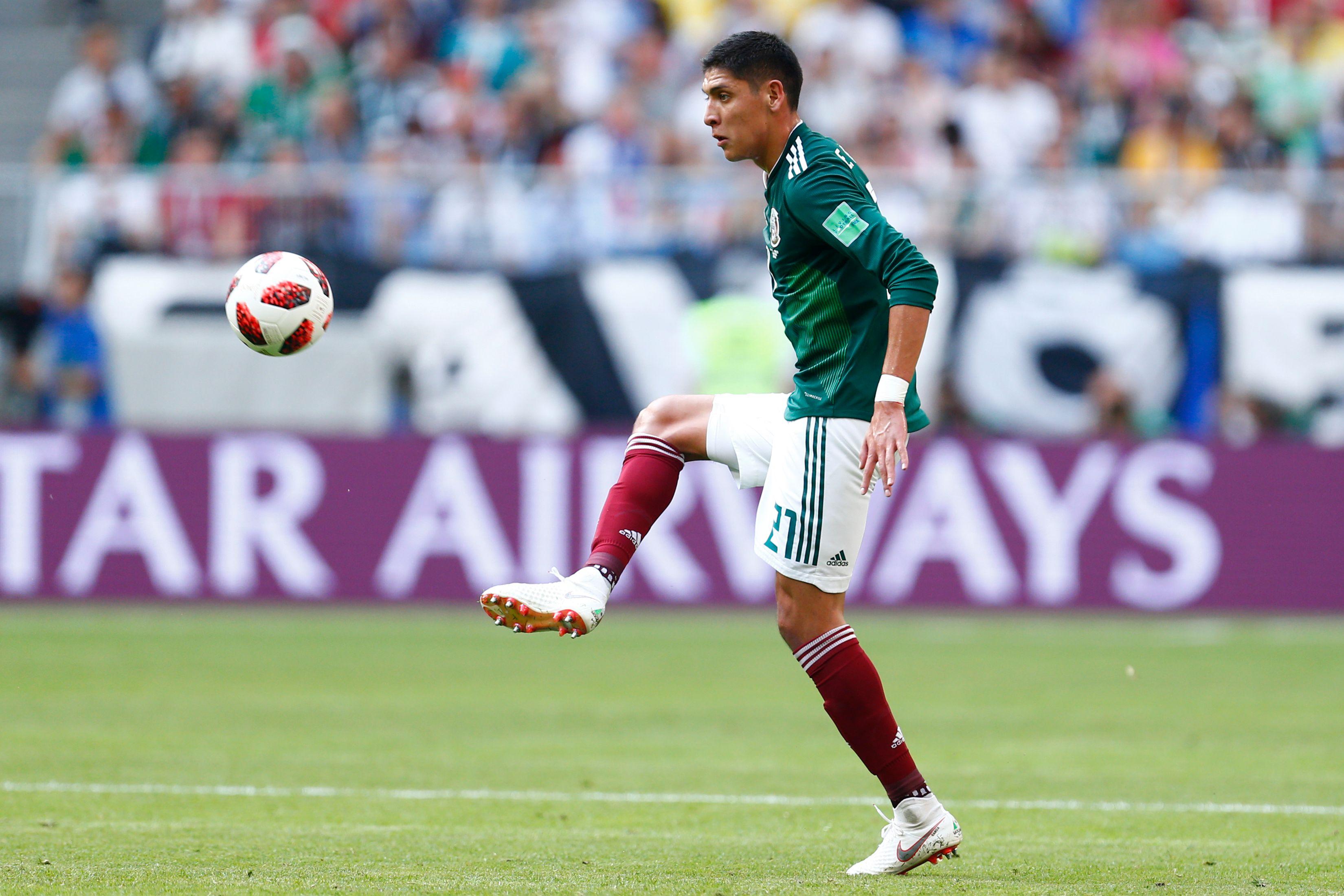 Edson Álvarez Selección Mexicana