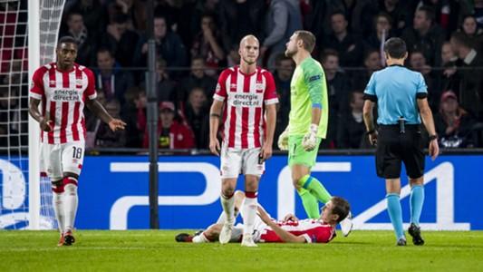 PSV - Internazionale Champions League 10032018