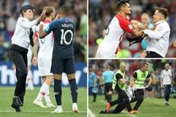 اقتحام نهائي كأس العالم