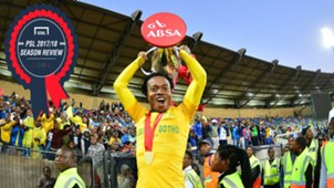 Percy Tau of Mamelodi Sundowns end of season review
