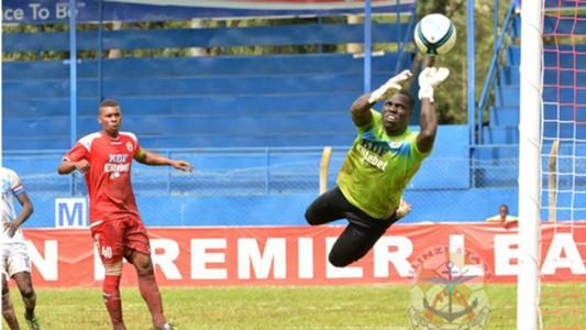 Jactone Odhiambo of Ulinzi Stars.