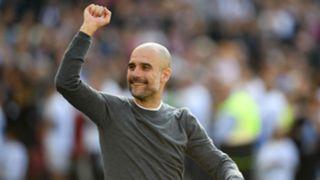 Pep Guardiola Manchester City Premier League 2019