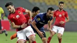 Ayman Ashraf Al Ahly Caf Champions League 2019