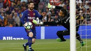 Messi Barcelona Villarreal LaLiga