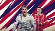 Real Madrid Bayern GFX