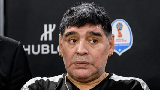 Diego Maradona 21032018