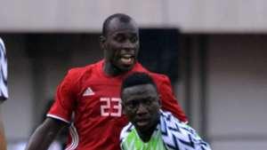 Oghenekaro Etebo - Nigeria vs. Libya