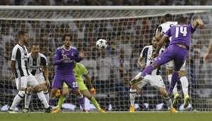 Casemiro Juventus Real Madrid