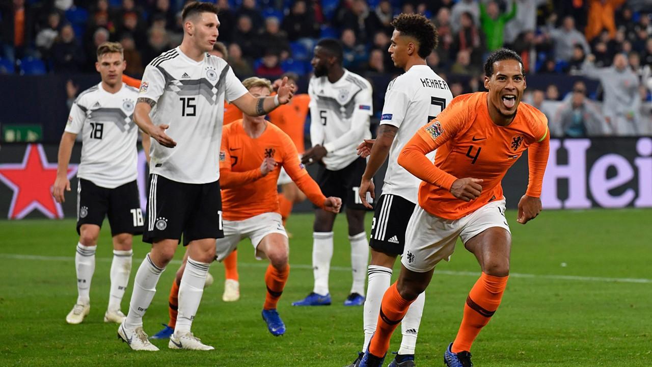 Allemagne-Pays-Bas 2-2, les Oranje accrochent l'Allemagne in-extremis au grand dam des Bleus
