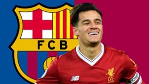 Coutinho Barcelona logo GFX